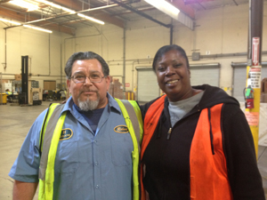 Second Harvest Food Bank Managers