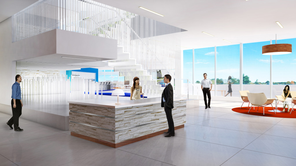 NAIOP Design Competition Interior Design/Build-Out of the Future