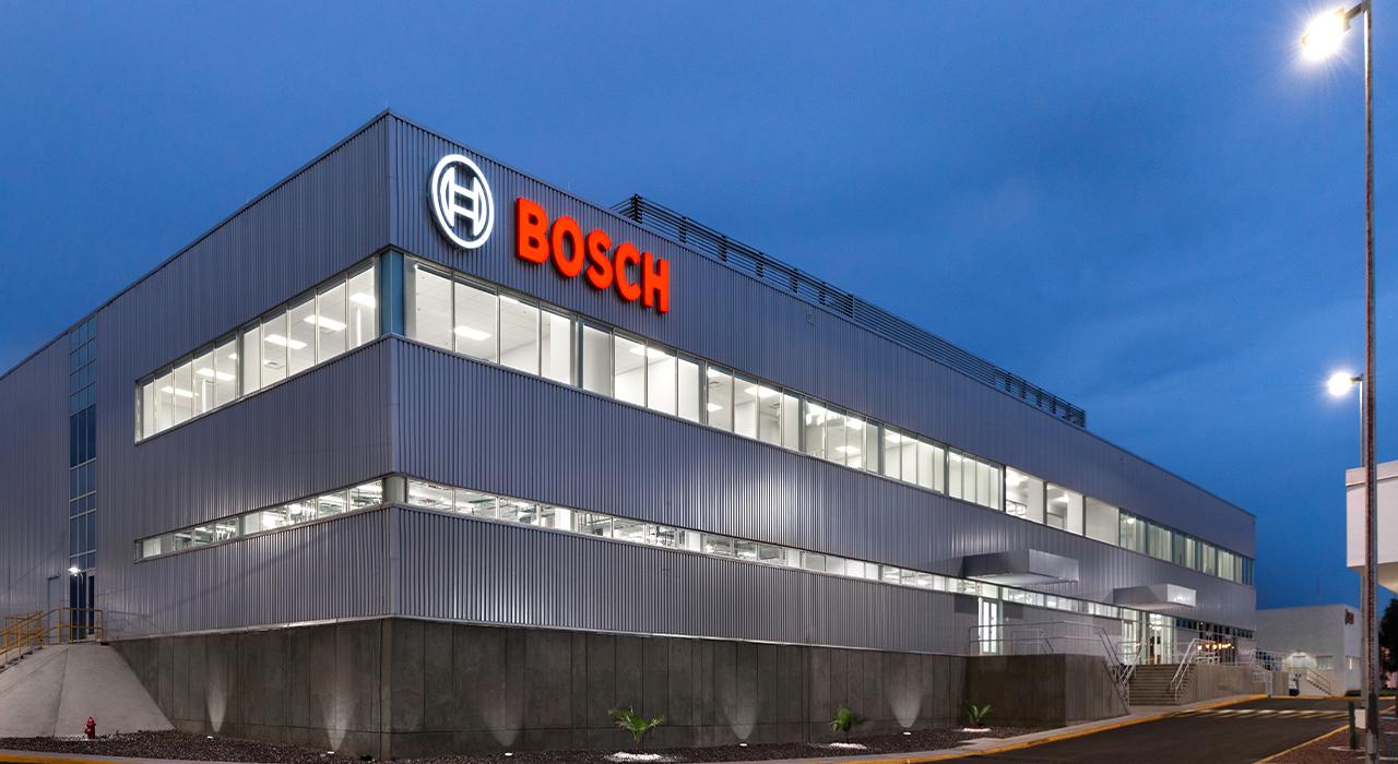 Bosch Aguascalientes industrial building