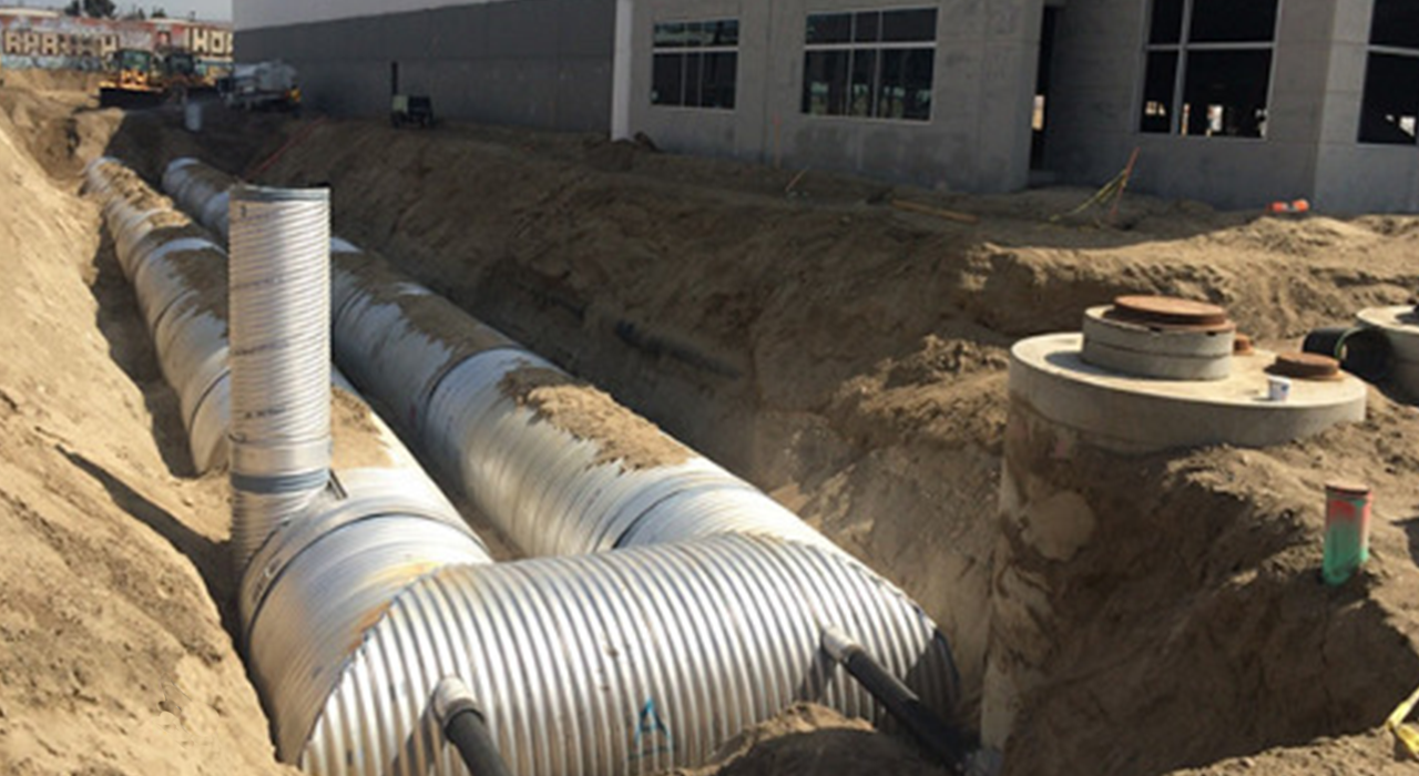 Cleantech Manufacturing Center civil engineering