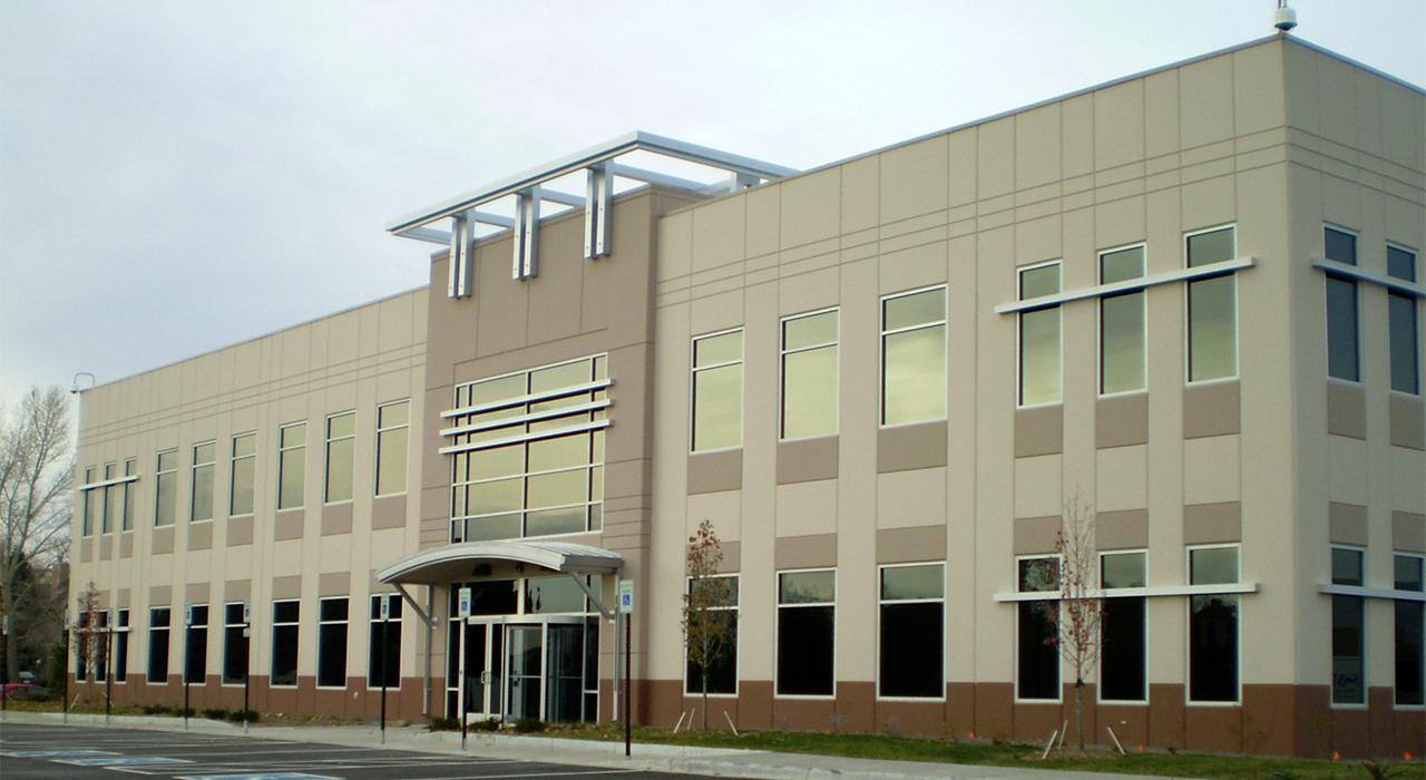 Covidien office building