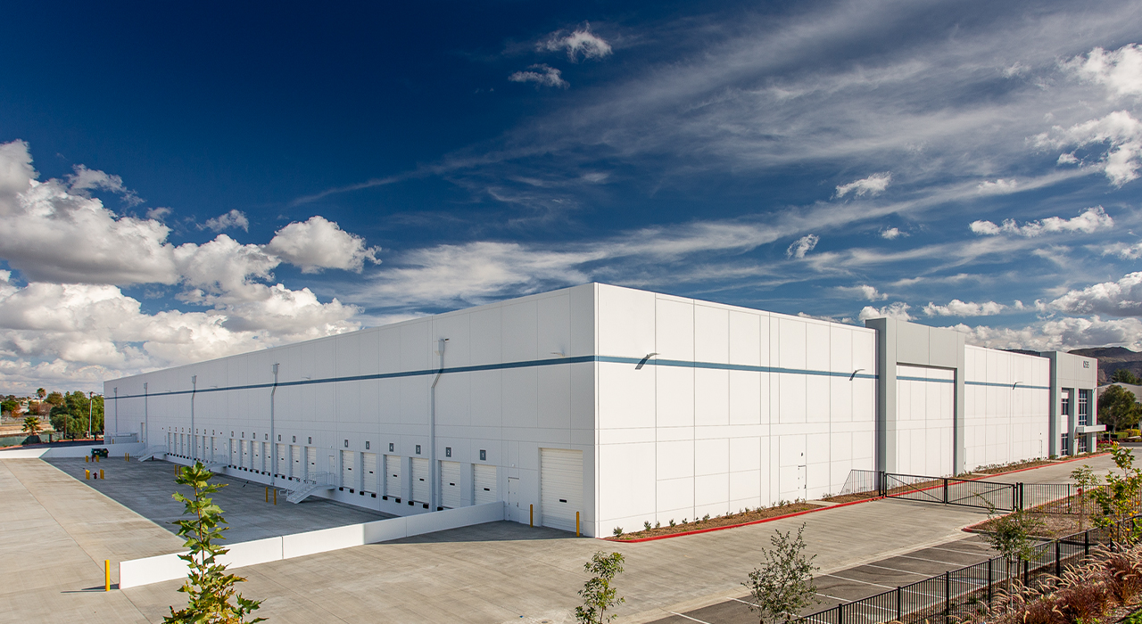 LBA Promenade industrial building
