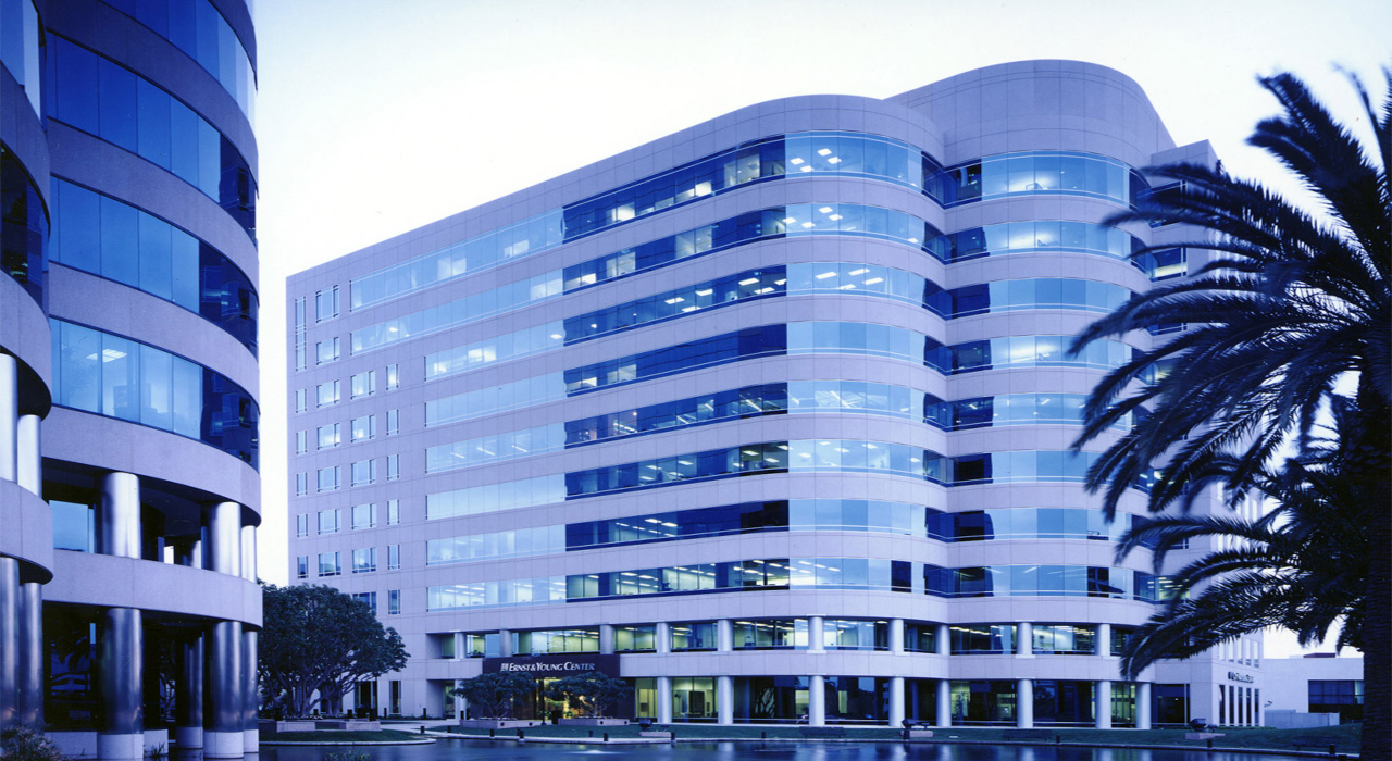 Lakeshore Towers office building