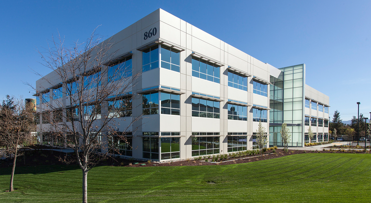 Sunnyvale Business Park office building