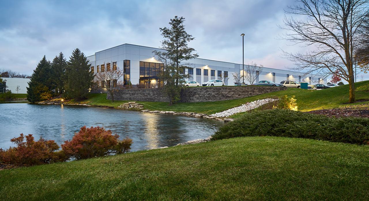 Neil Enterprises warehouse facility