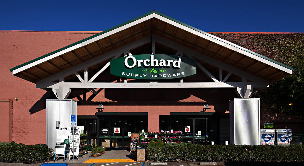Orchard Supply Hardware retail store