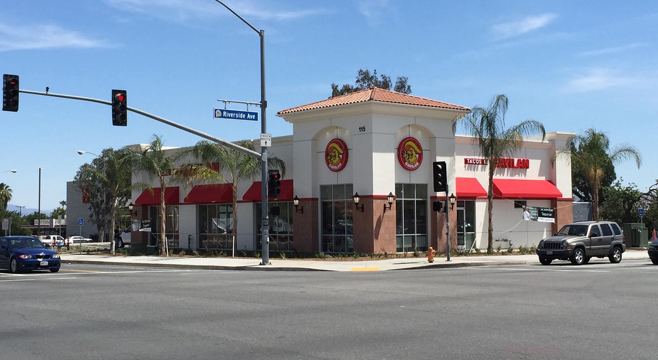 Tacos El Gavilan restaurant