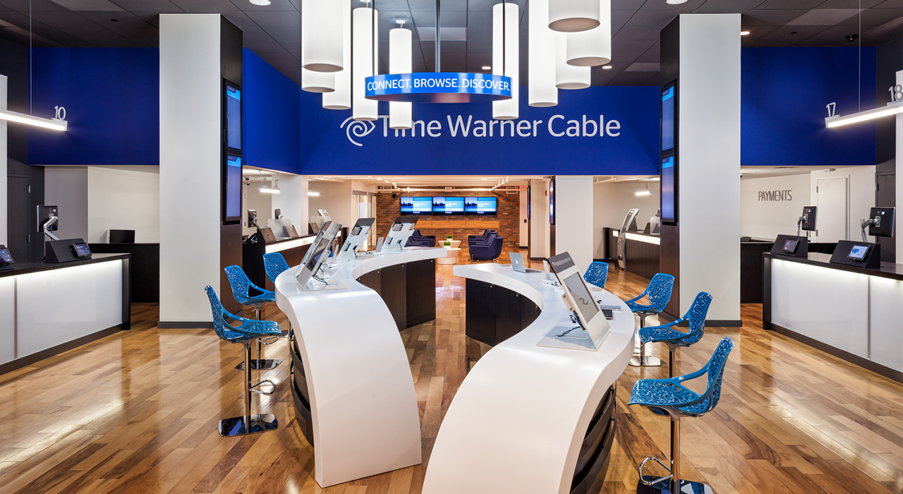Time Warner Flagship Experience Store