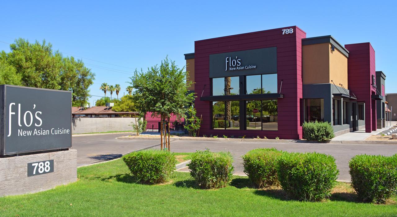 Flo's restaurant