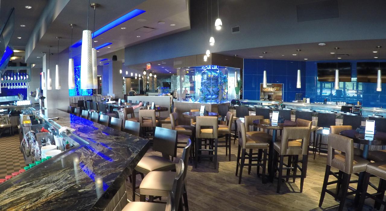 Kona Grill dining room