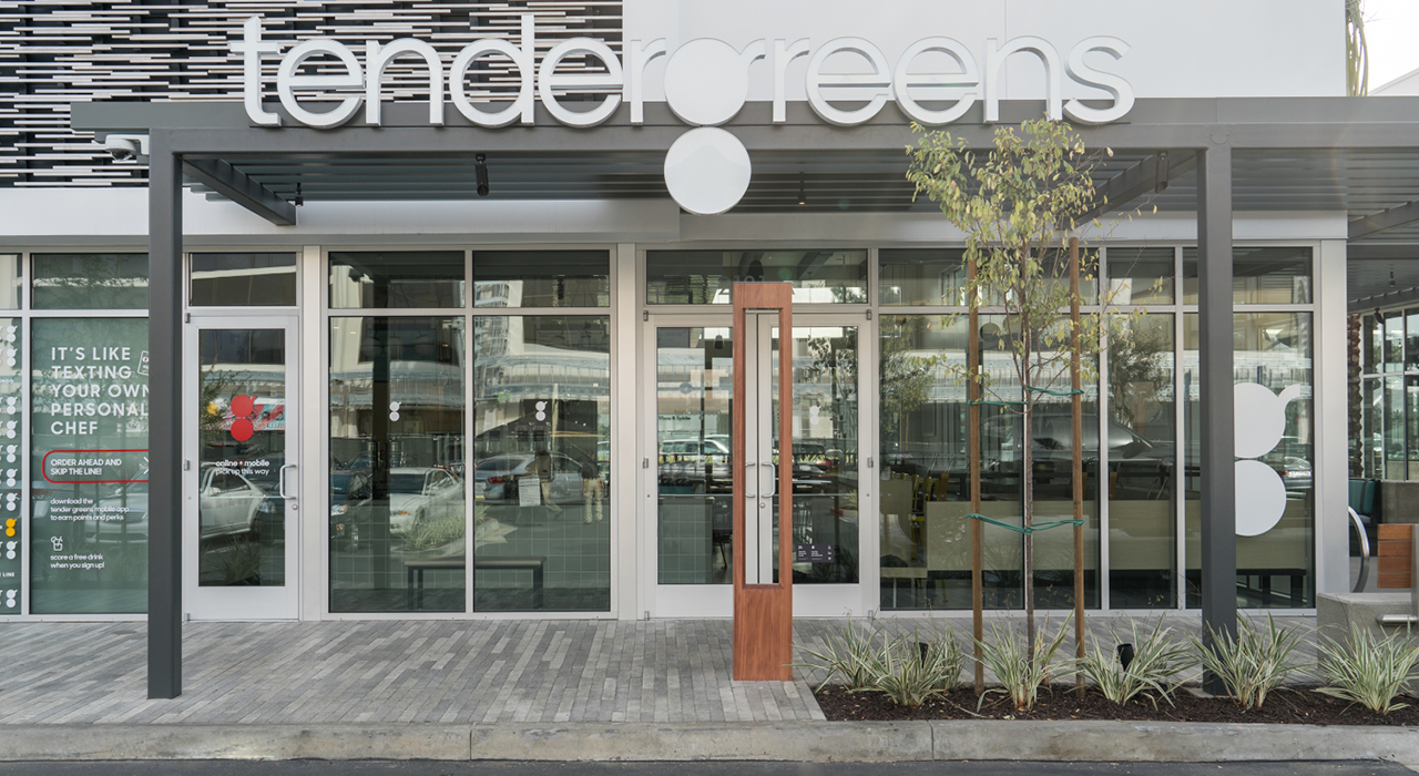 Tender Greens restaurant