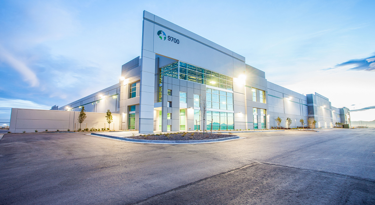 SBC North industrial warehouse