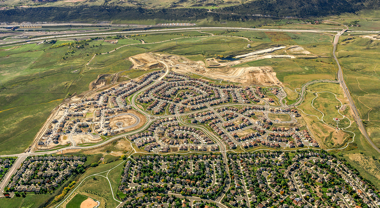 Solterra aerial view