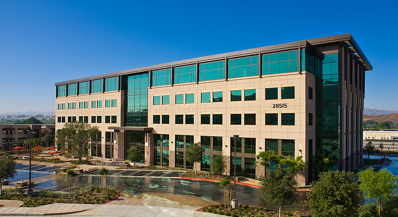 Summit Oaks office building
