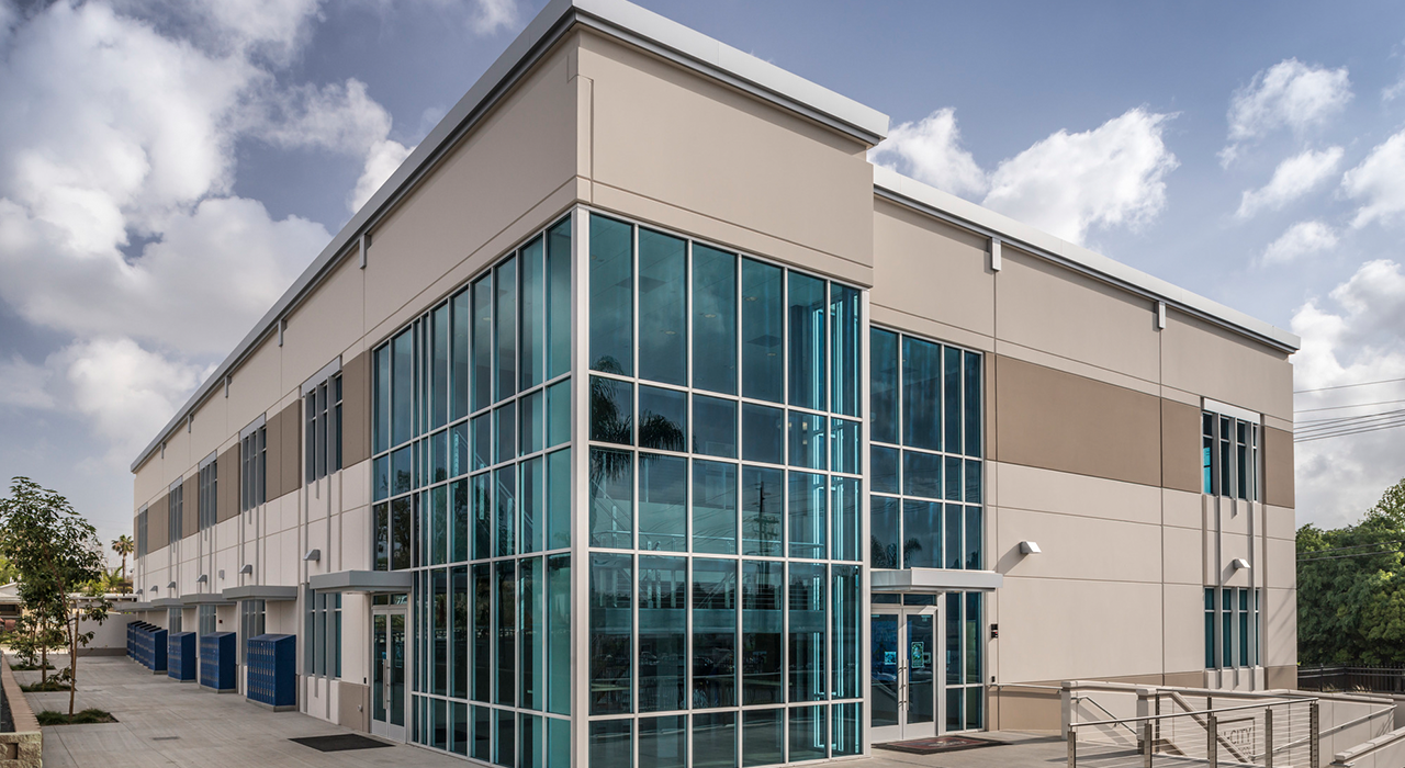 Tri-City Christian School building