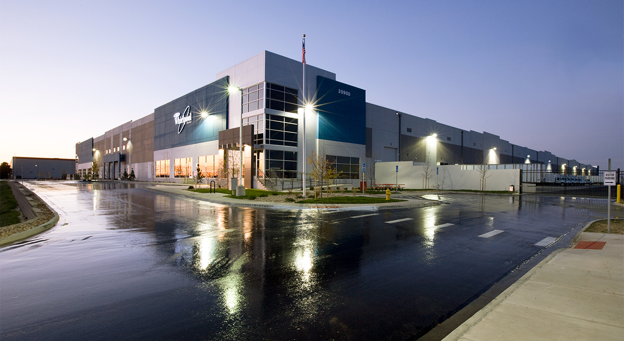 Whirlpool regional distribution center