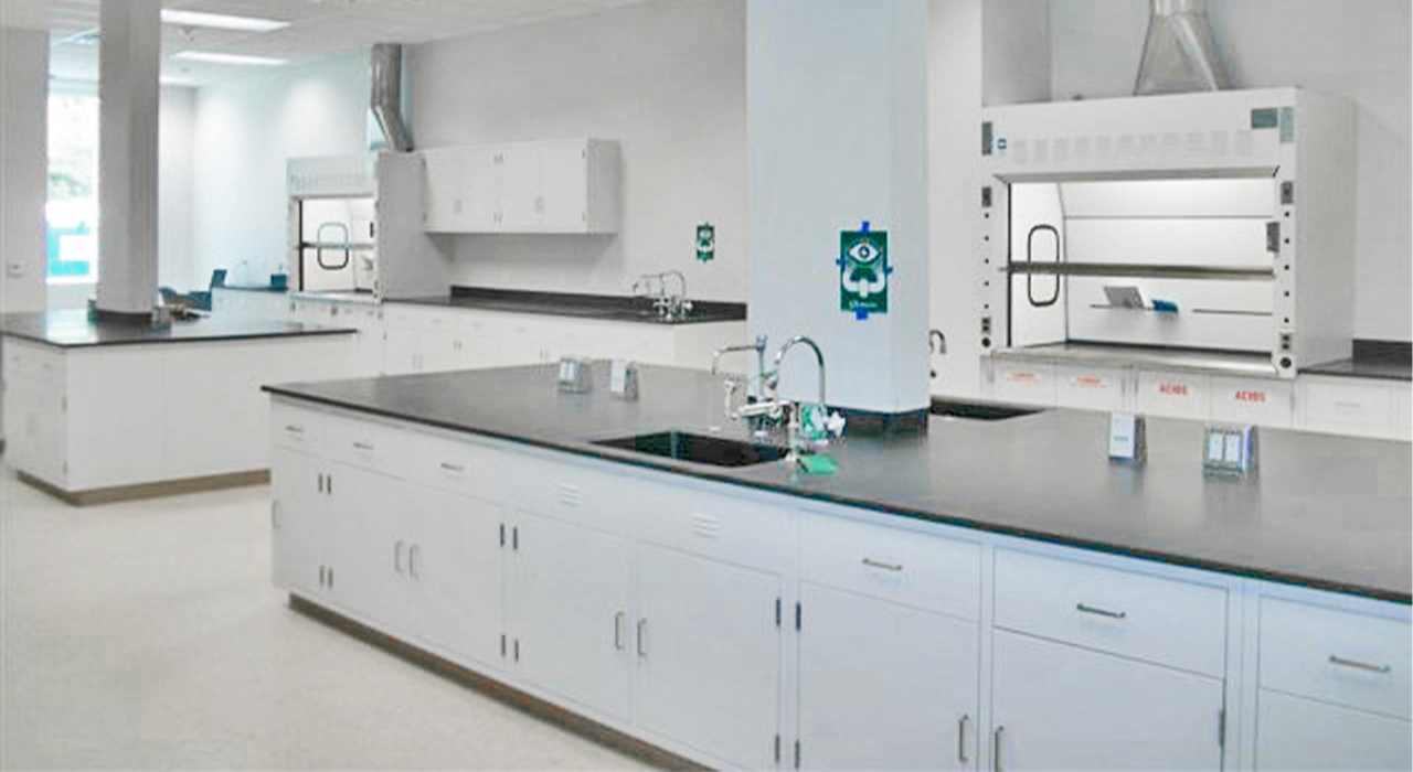 Clarient Wet Labs laboratory space