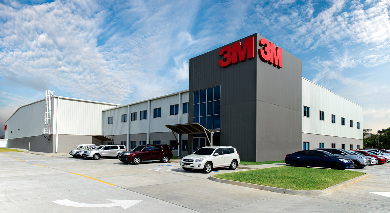3M automotive manufacturing and distribution build-to-suit building