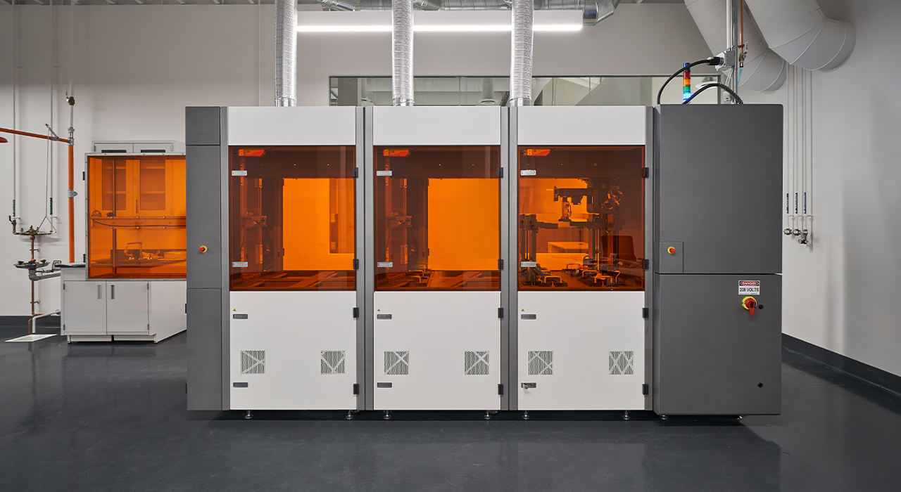 3D Systems laboratory space