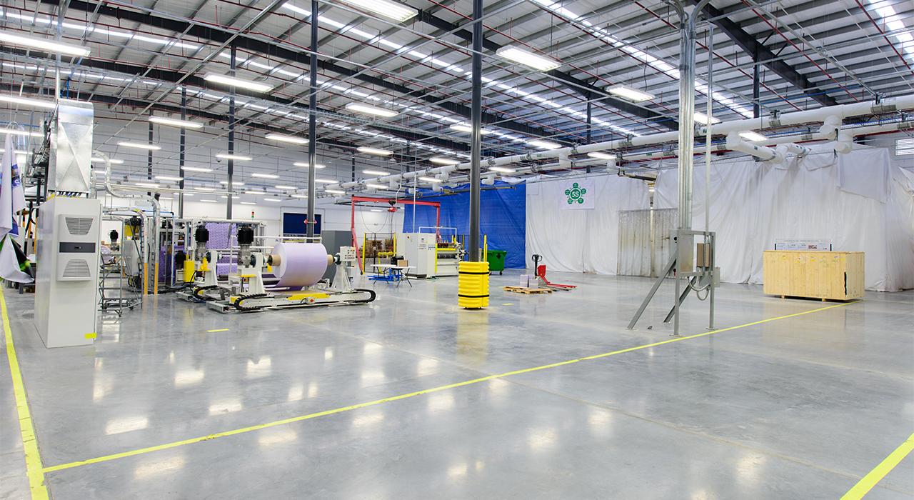 3M manufacturing warehouse