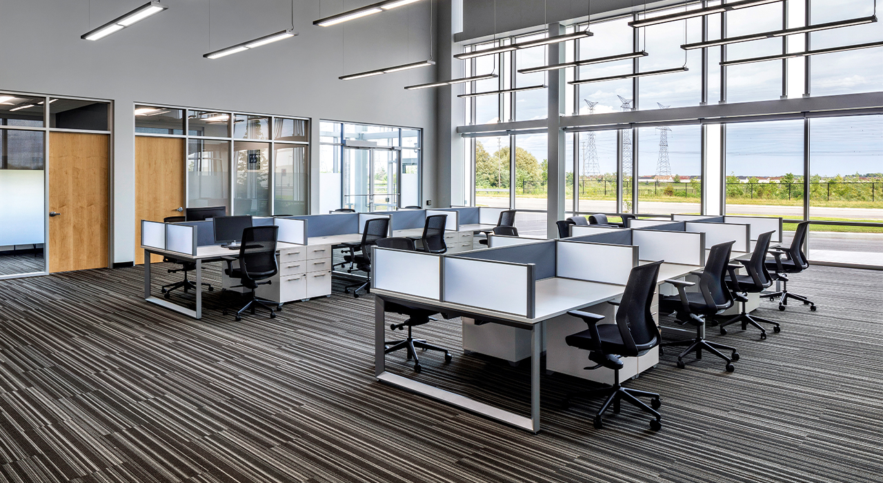 BMW Canada distribution center open offices