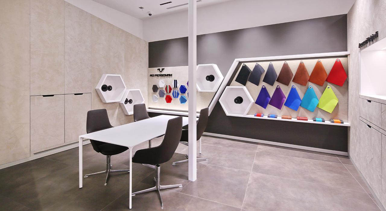 Lamborghini-Bentley design room