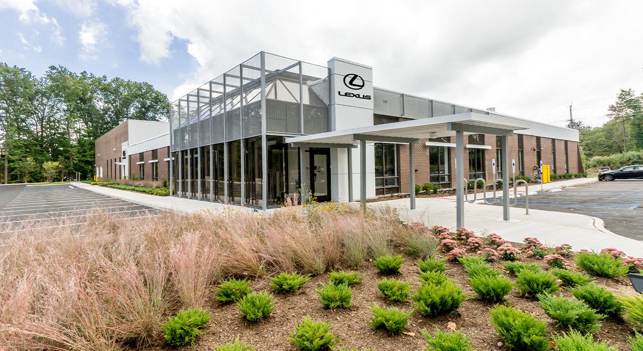 Lexus Eastern Area office building