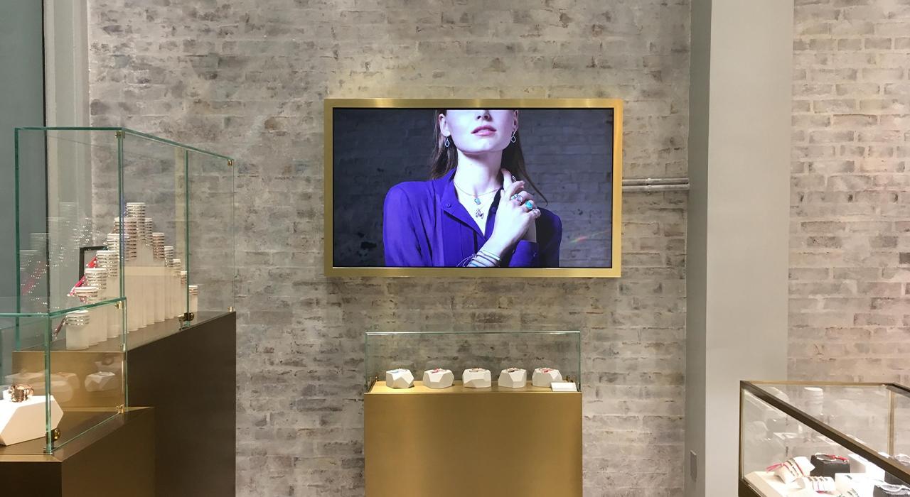 Monica Vinader retail store