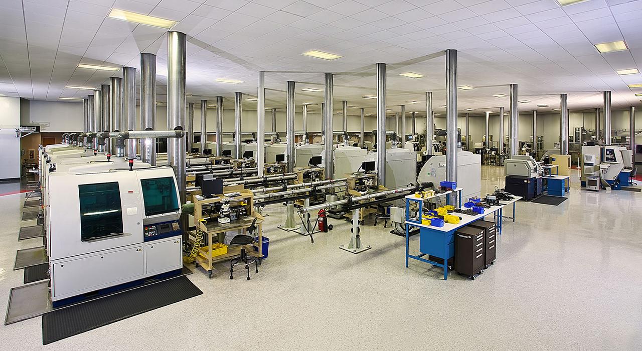 Nobel Biocare laboratory space