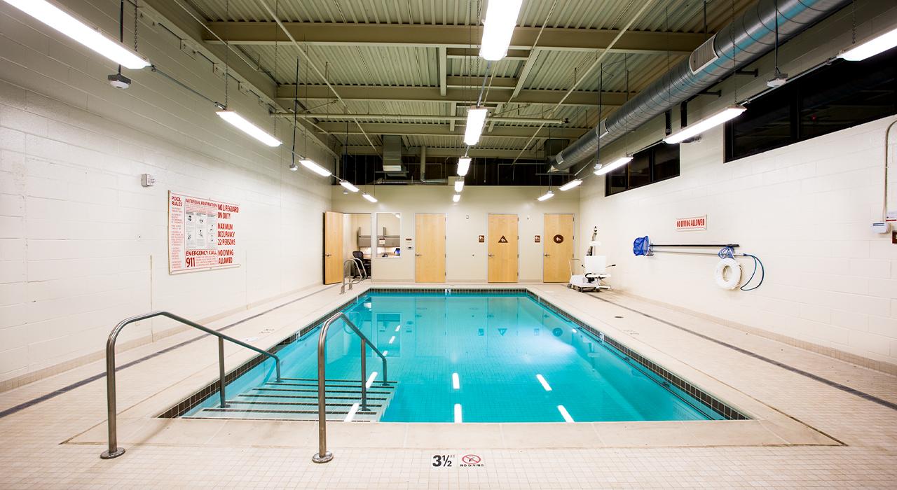 PVH La Verne Medical Offices pool