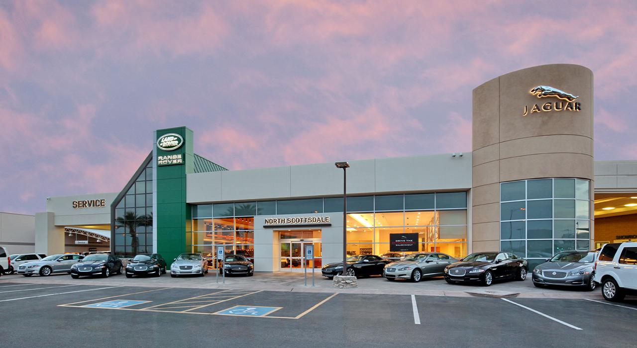 Penske Jaguar-Land Rover dealership
