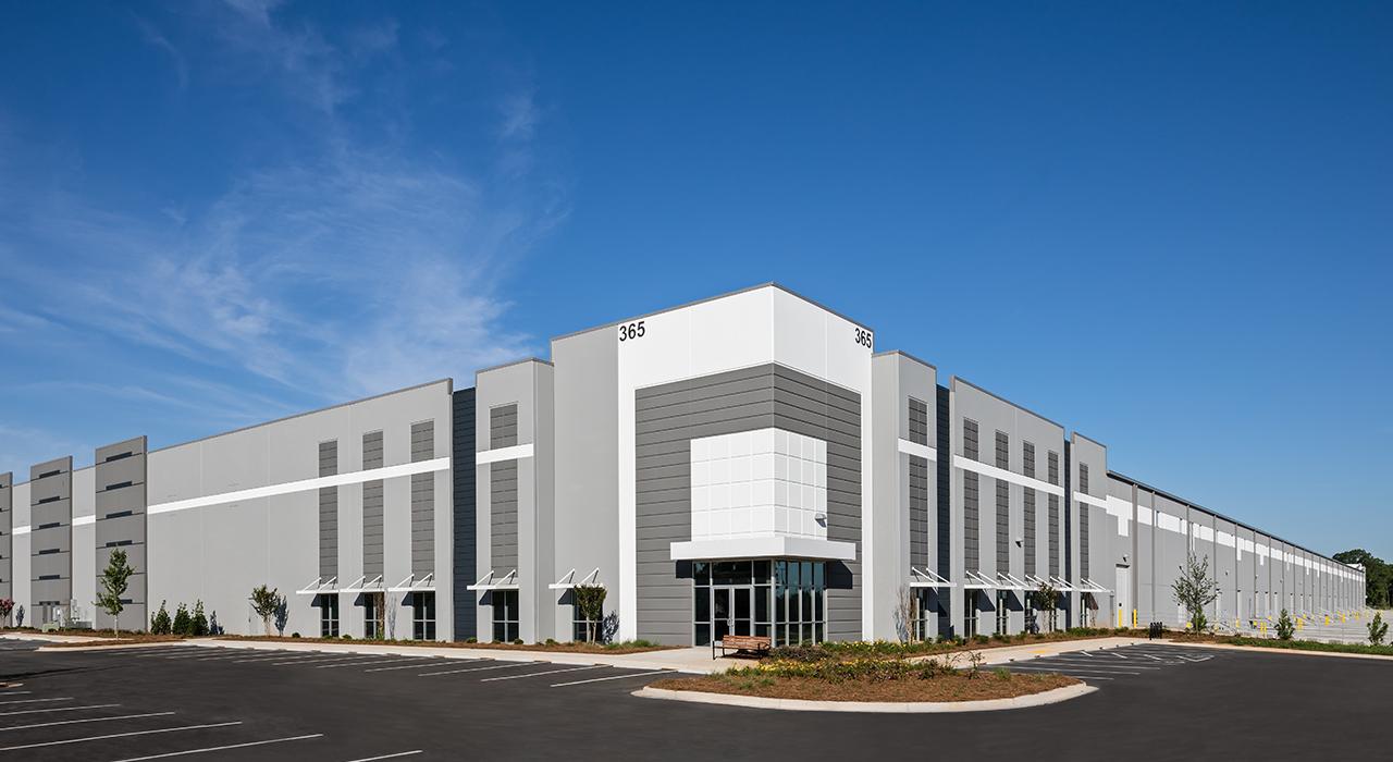 Legacy Park West industrial building