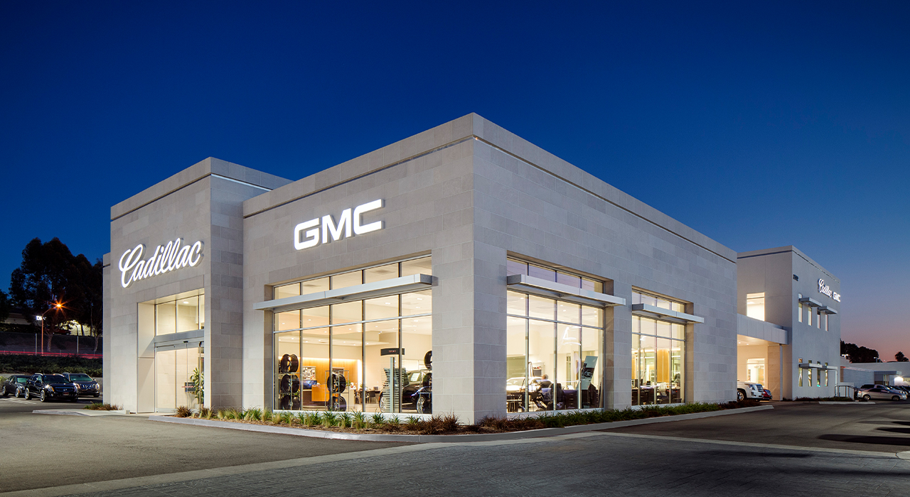 Allen Cadillac and GMC dealership