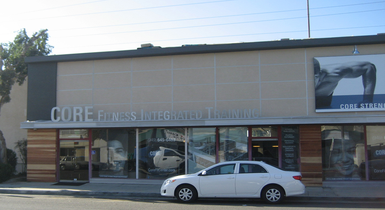 CORE F.I.T. building front