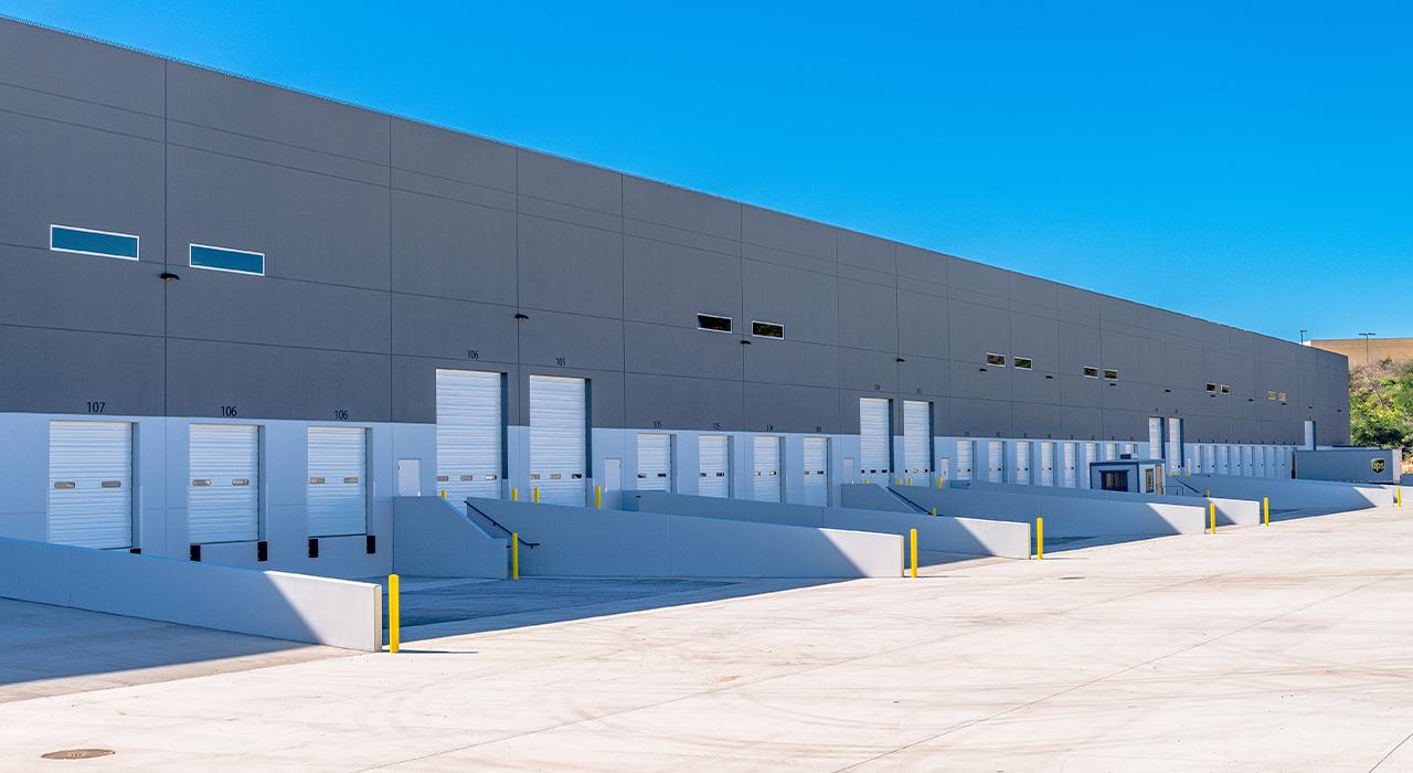 Elevate truck bays
