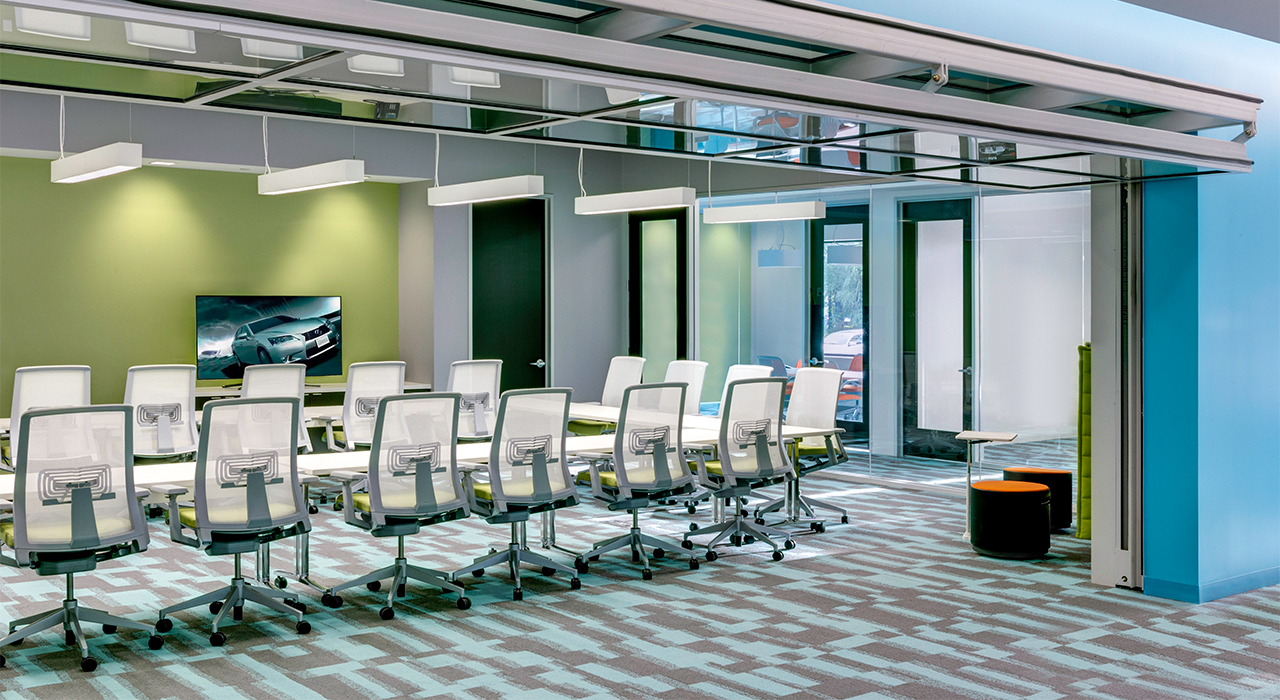 Lexus Eastern Area conference room