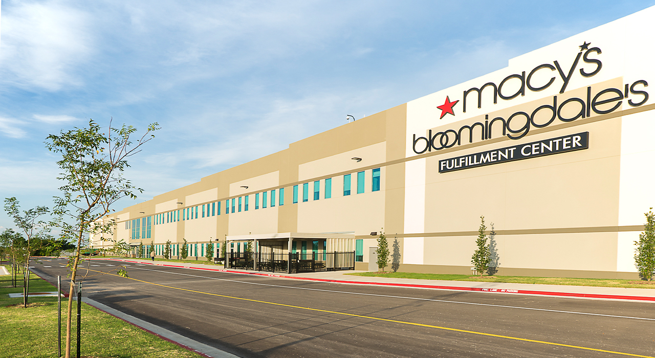Macy's Tulsa Fulfillment Center