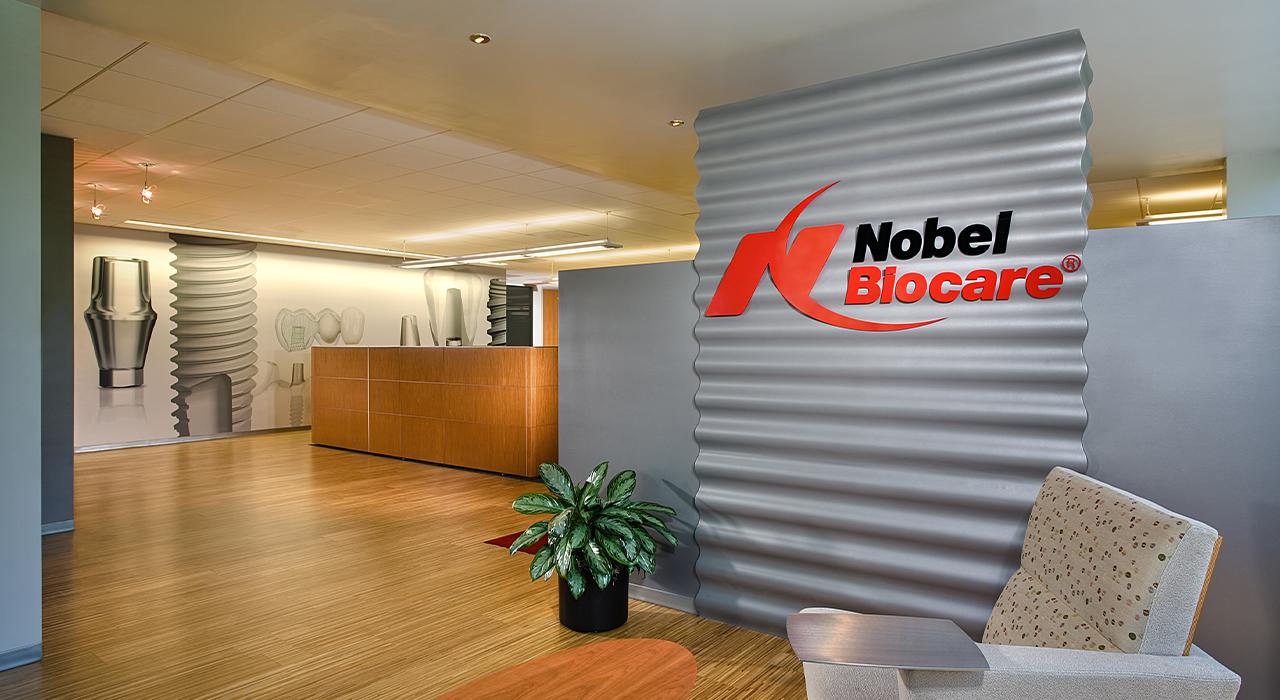 Nobel Biocare lobby