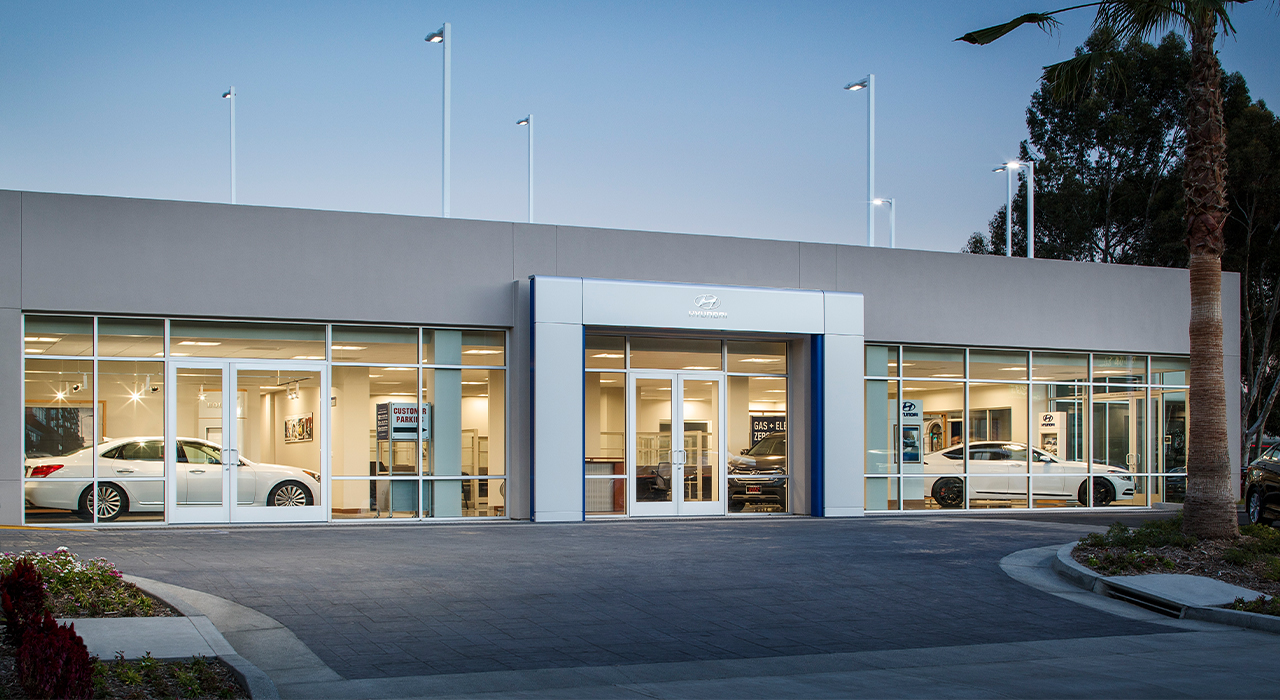 Allen Hyundai dealership
