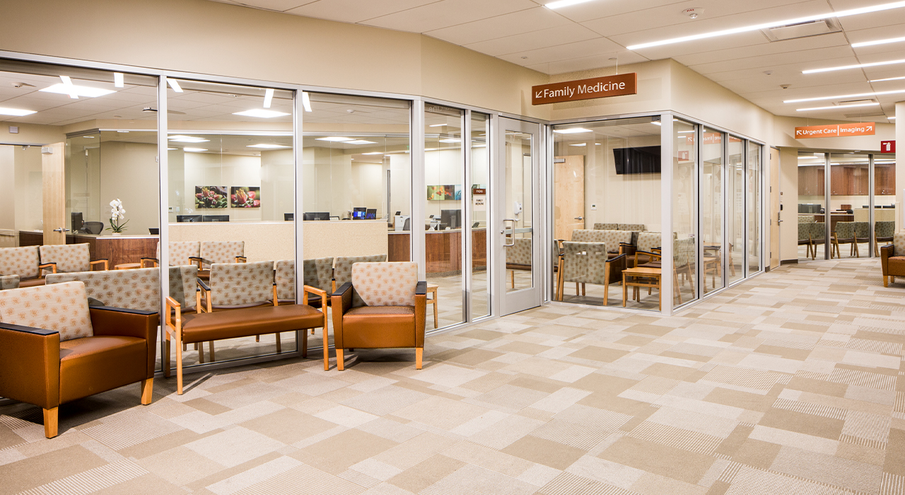 PVH La Verne Medical Offices common area