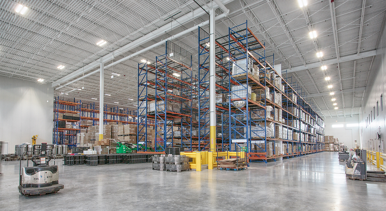 Golden State Foods distribution warehouse