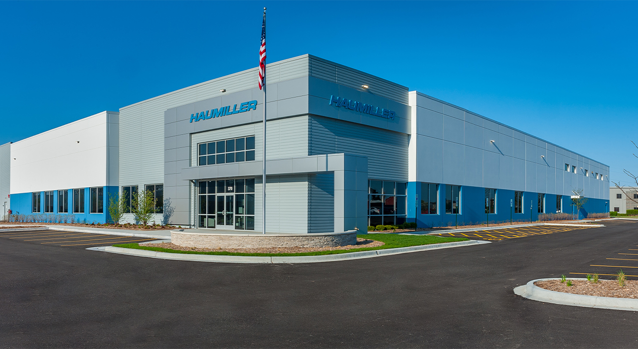 Haumiller Engineering industrial facility