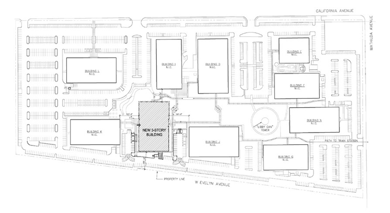 Sunnyvale Business Park master plan