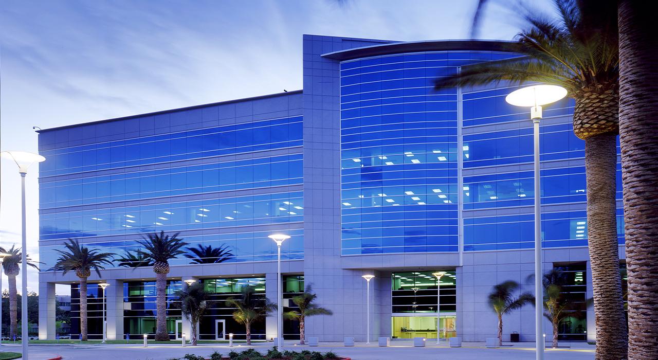 The Golden 1 Credit Union corporate headquarters