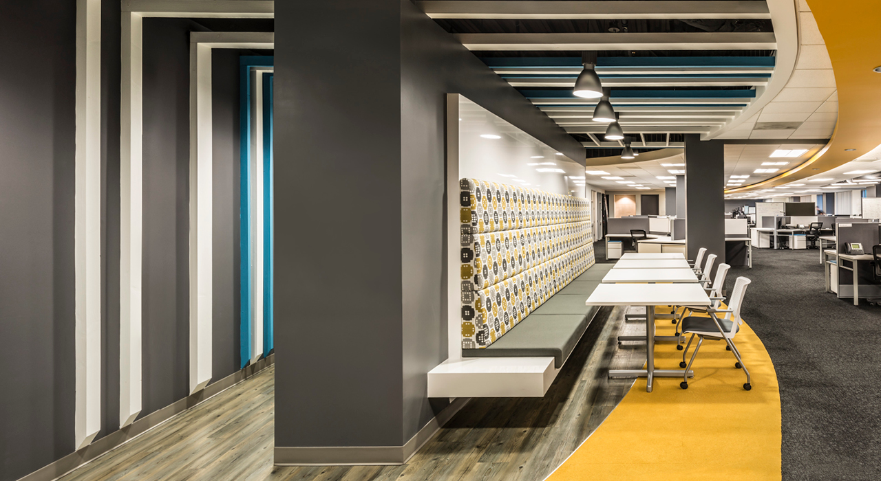 Active Network Corporate Headquarters open office