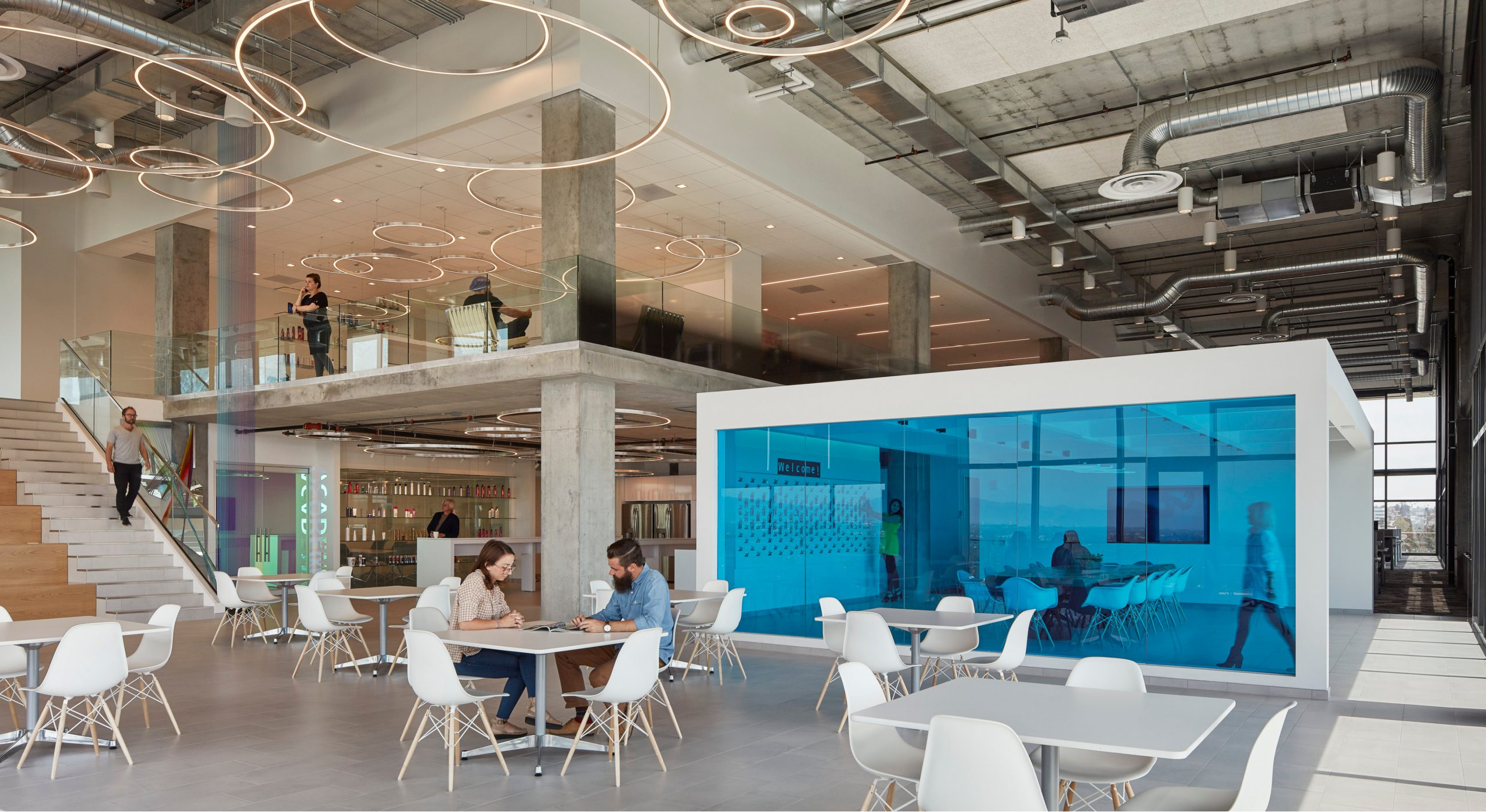 Henkel North American Beauty Care Hair Professional Headquarters common space
