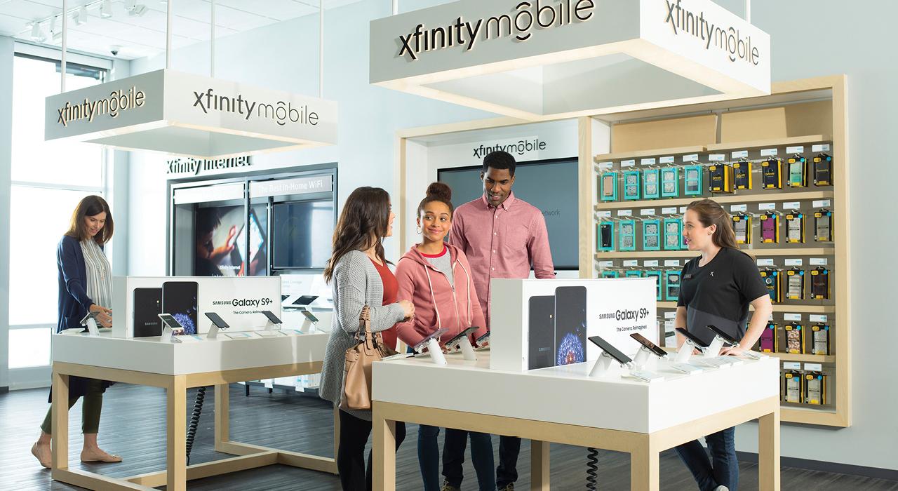 Xfinity retail store