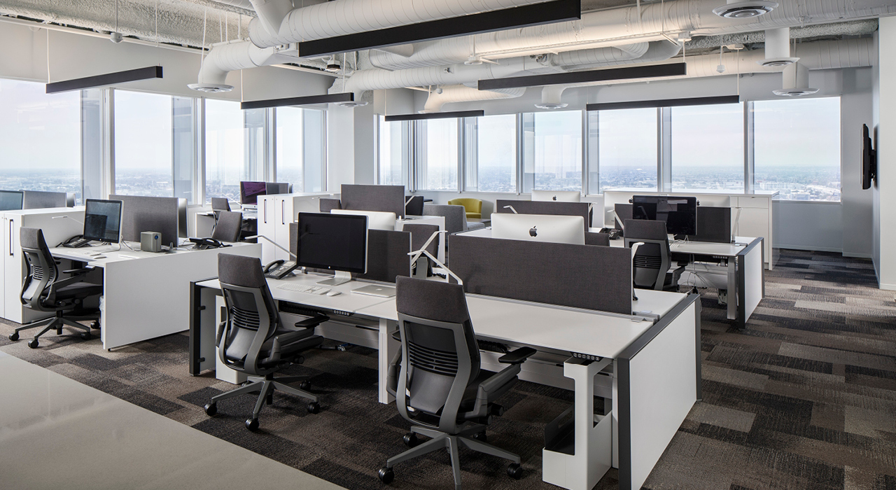USC Advancement open office