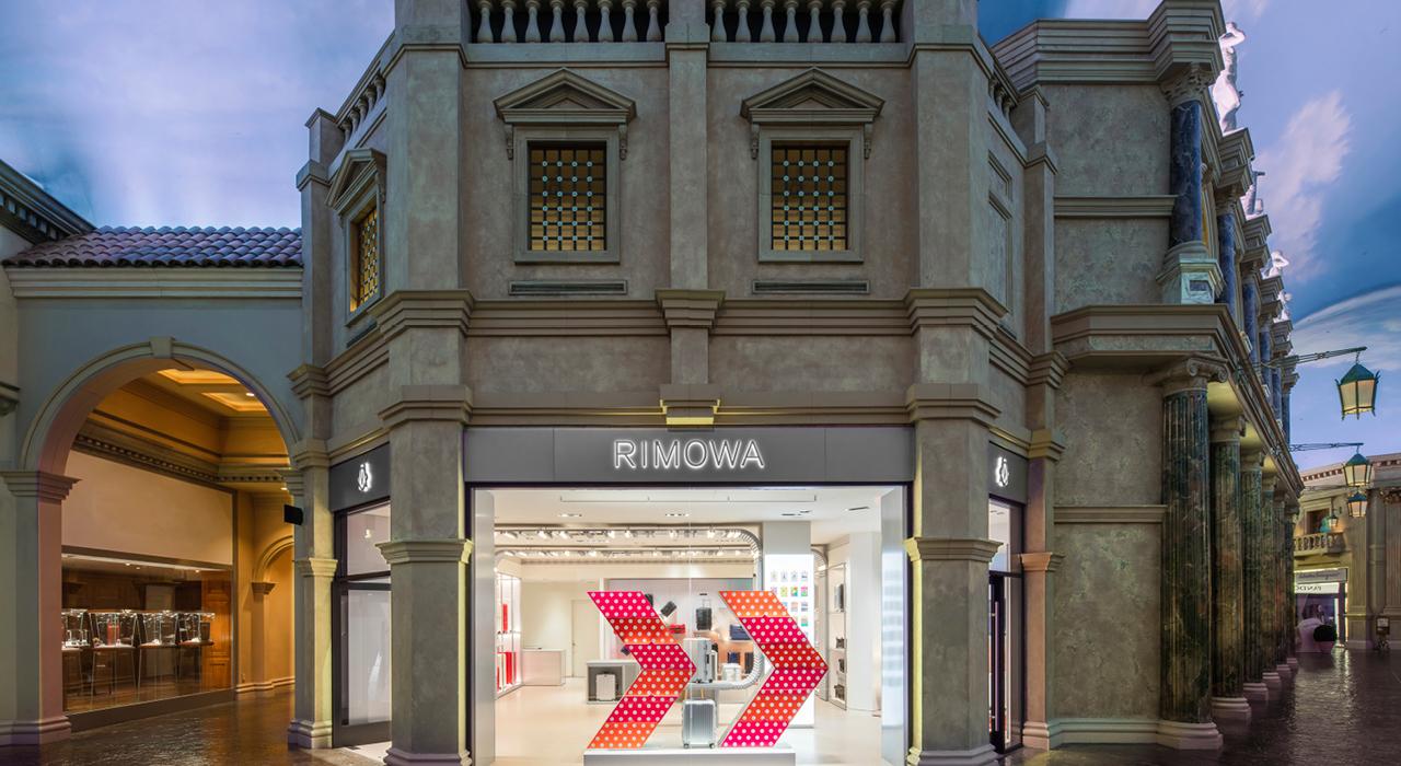 Rimowa retail store