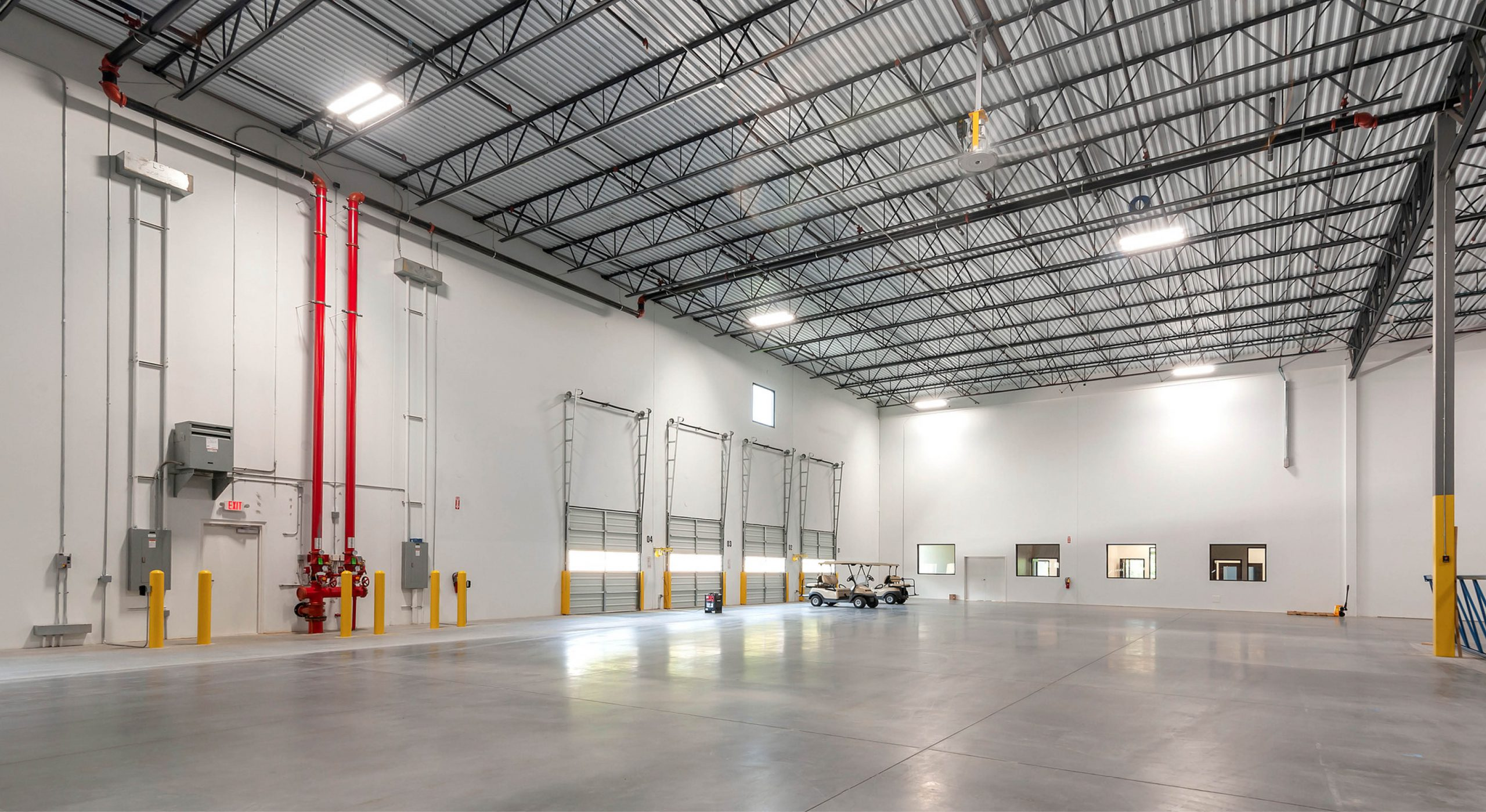 Loloi Rugs warehouse
